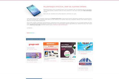 Web - Intranet MediaBox