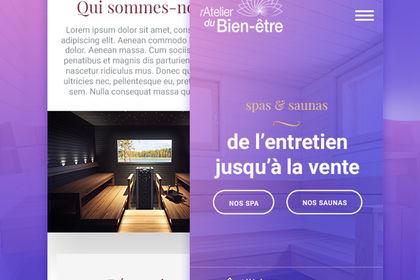 Web - Spas saunas Vexin