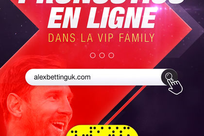 Flyer Snapchat - Pronostiques