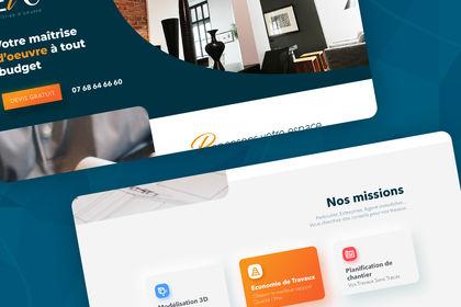 Webdesign - Agence MOE