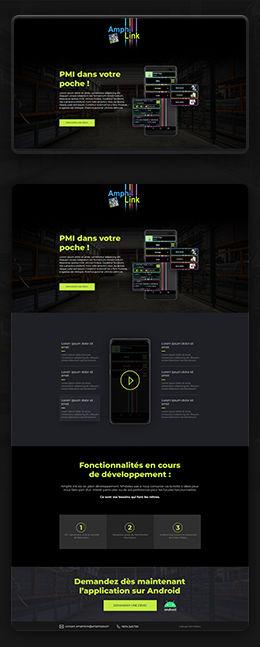 Webdesign - Amphitales