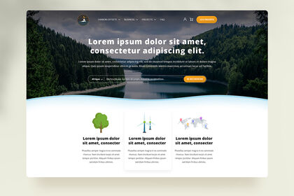 Webdesign - Marketplace