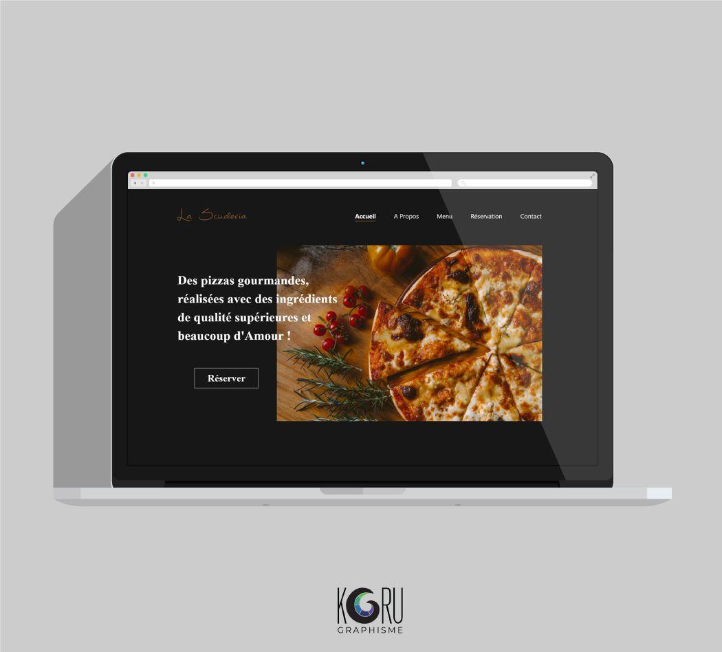 Web Design Pizzeria