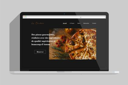 Web Design Pizzeria