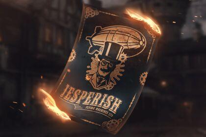 Jesperish Concept art