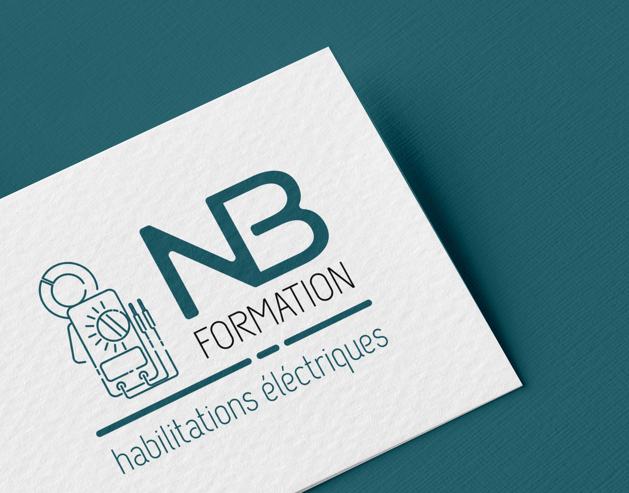 Logo NB Formation
