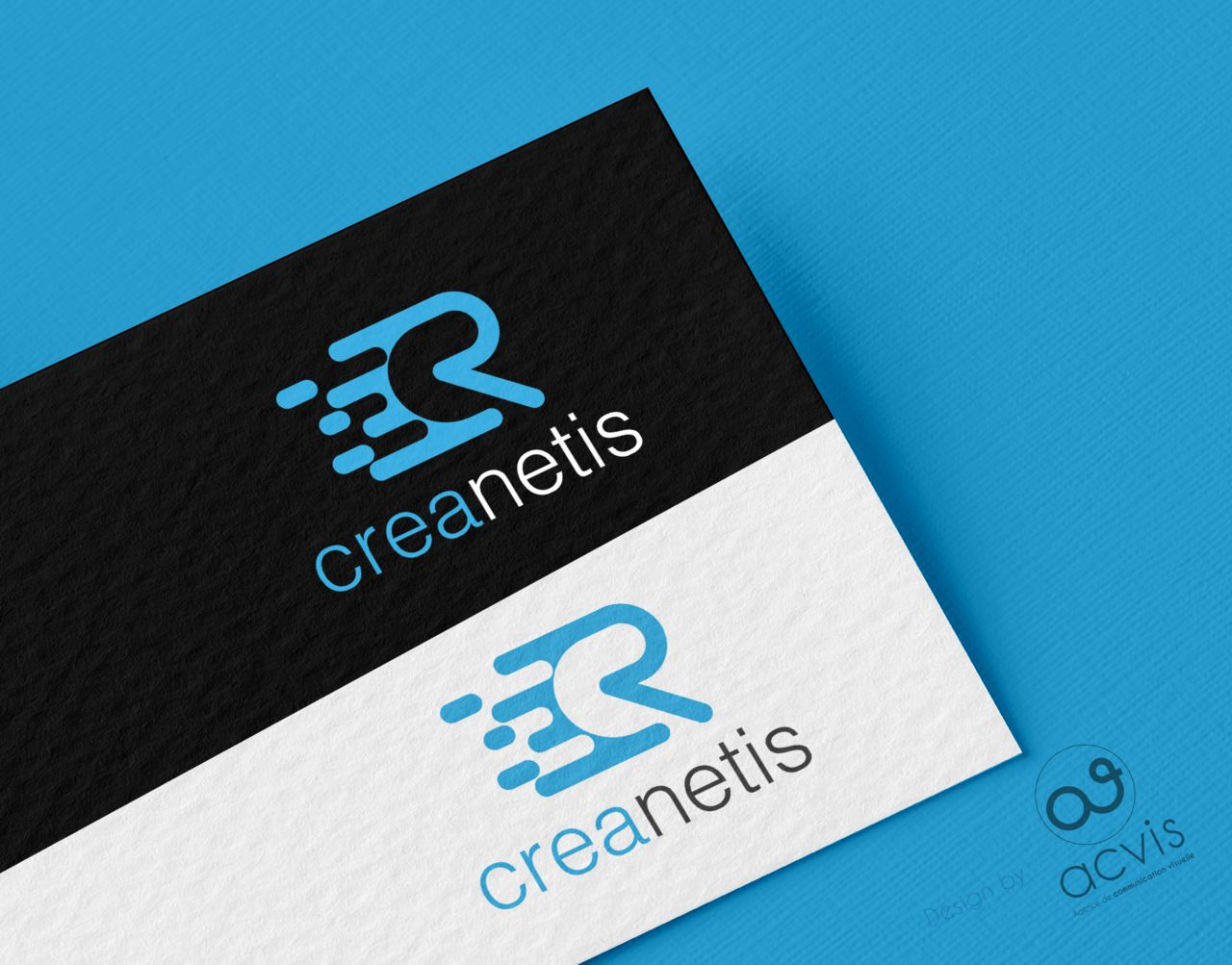 Création logo CREANETIS