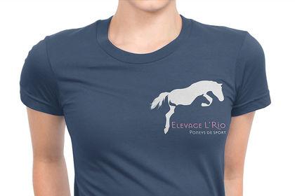 Création du logo de l'élevage L'Rio