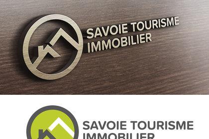 Création du logo de Savoie tourisme immobilier