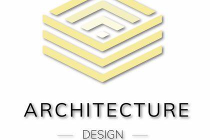 LOGO POUR UNE AGENCE D'ARCHITECTURE.
