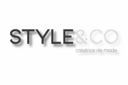 LOGO POUR UNE CREATRICE DE MODE, STYLE & CO.