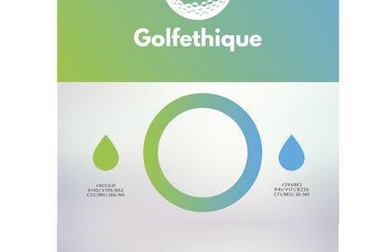 Golfethique | Identité visuelle