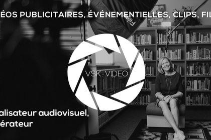Interview Demo . Réalisateur audiovisuel