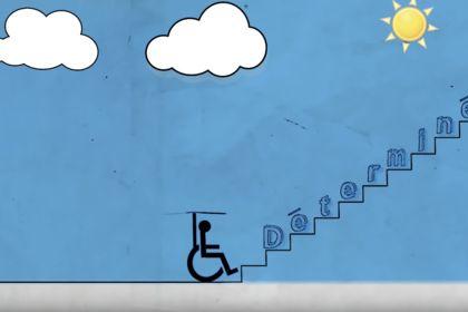 Je suis handicapé