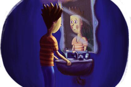Livre pour enfant 'a tristesse de Jules'