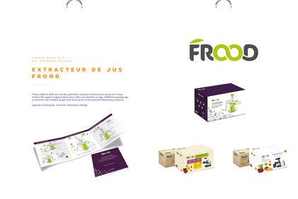 Extracteur de jus Frood