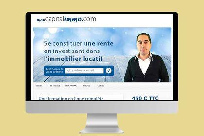 Réalisation d'un site web responsive