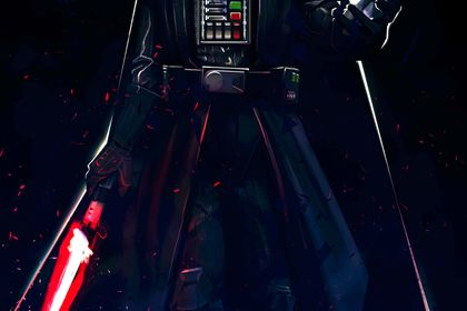 Dark Vador Poster