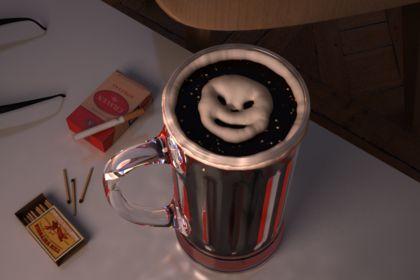 Smile Beer!