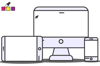 Pictogramme animé - Webdesign
