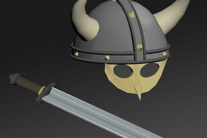 Equipement Viking 3D
