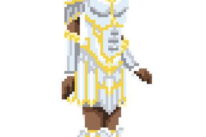 Kormir - Pixel art