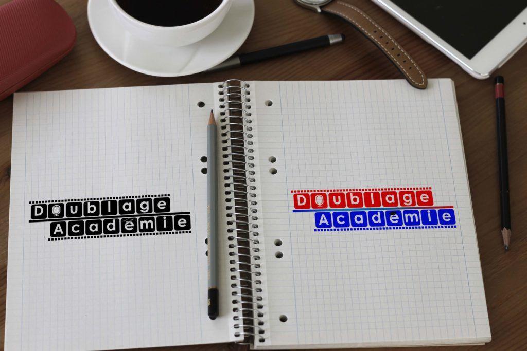 Logo Doublage Academie