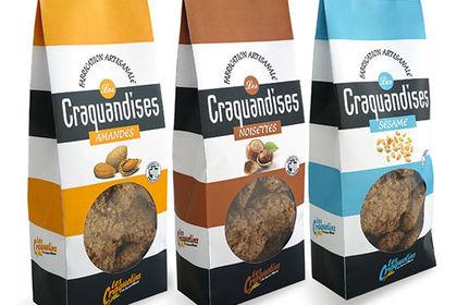 Packaging Craquandises