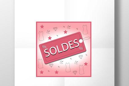 Logo Soldes fun