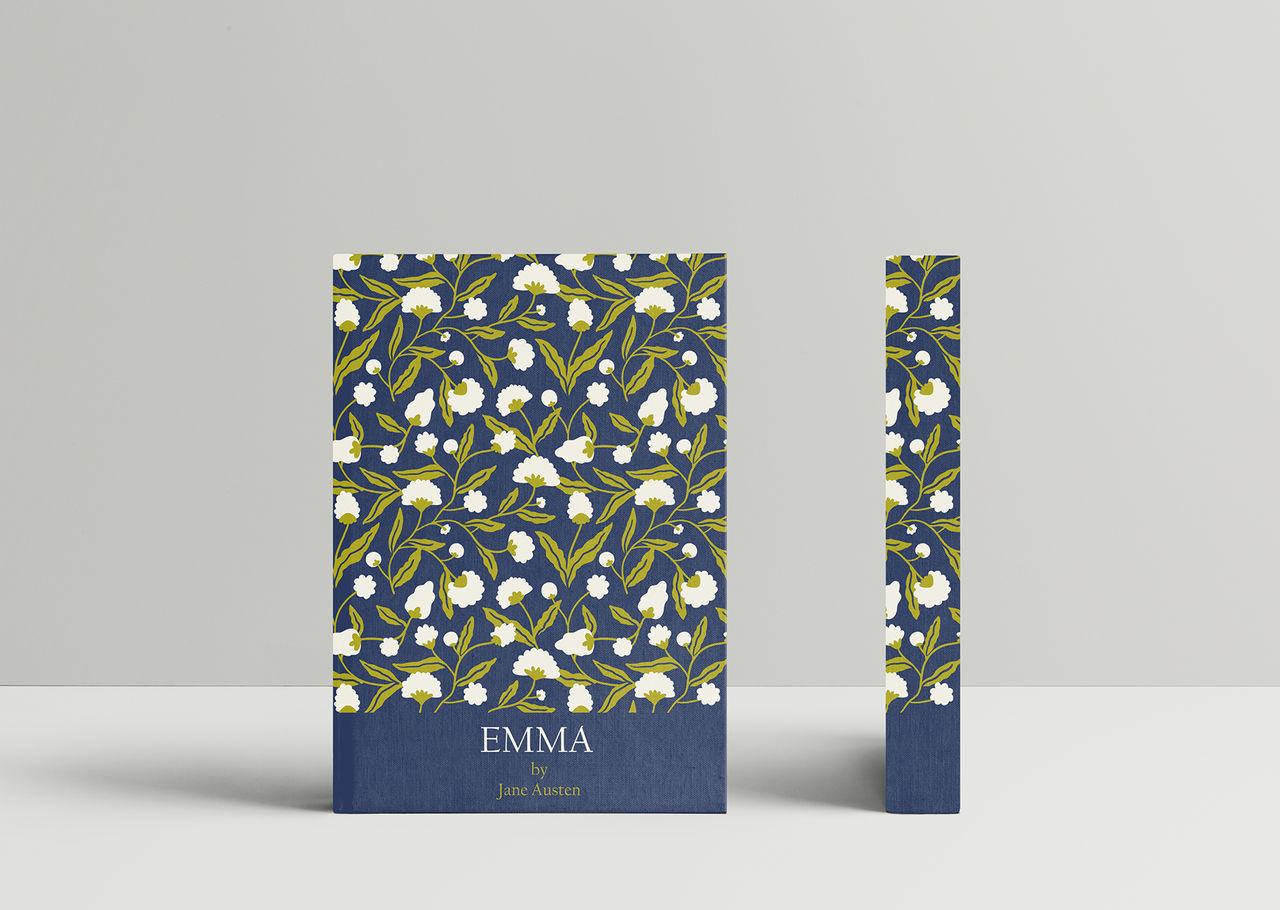 Couverture du livre Emma de Jane Austen
