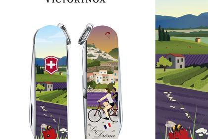 Proposition de design pour Victorinox