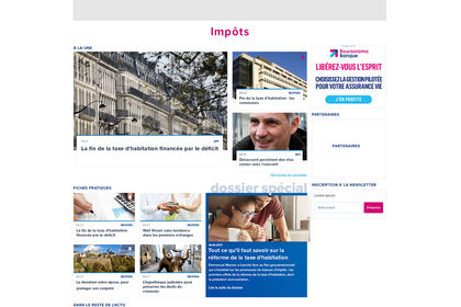 Site www.boursorama.fr