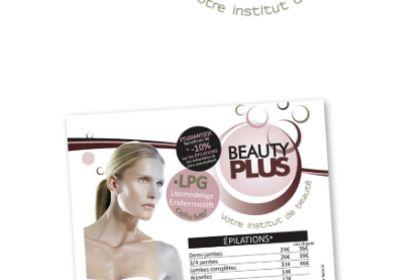 Logo Beauty Plus