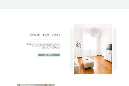 Web design Home decor