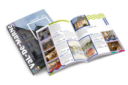 CDT 94 Brochure de tourisme