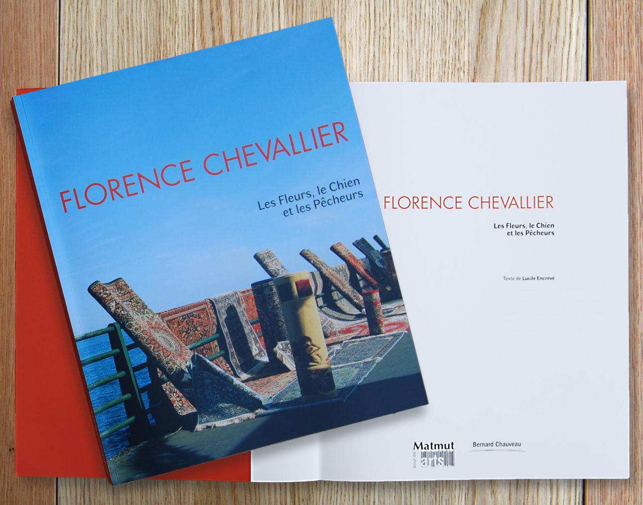 Livre de photos de Florence Chevallier