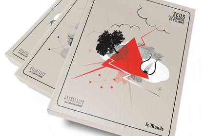 Edition Le Monde couverture de livre