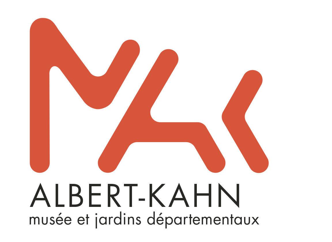 Musée Albert Kahn logo et signalétique