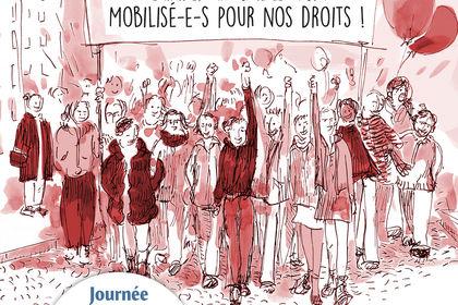 Mitry Mory, illustration journée des femmes
