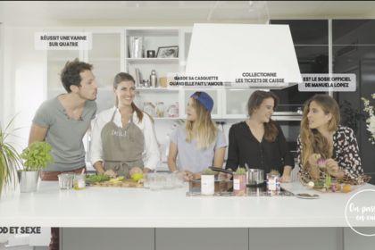 Réalisation Emission TV Cuisine