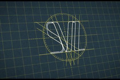 Template mise en scène création Logo