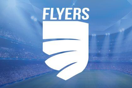Ecusson sport - Flyers
