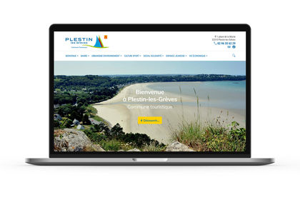 Site web Plestin-les-Grèves