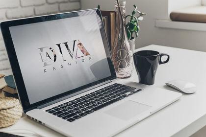LA DIVA - Réalisation du logo