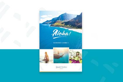 Hawai'i Tourism - Dépliant