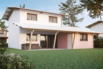 Maison Guyane Française #1
