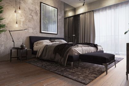 Chambre Moderne #2
