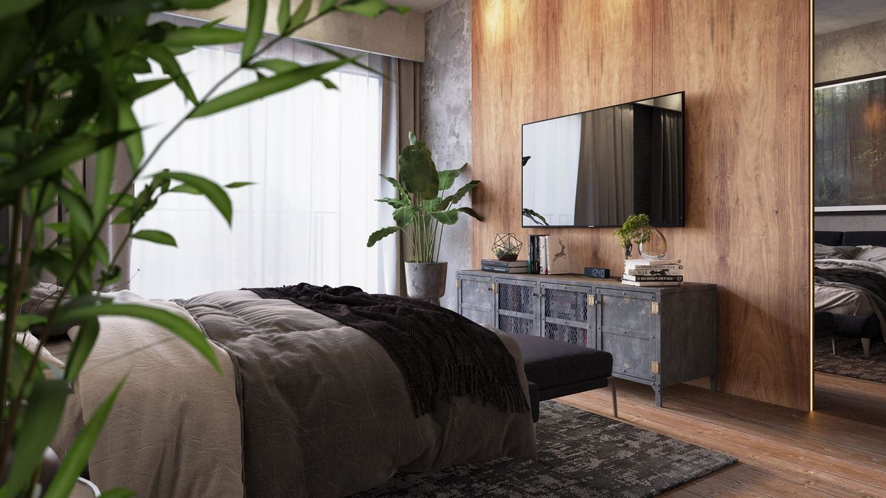 Chambre Moderne #3