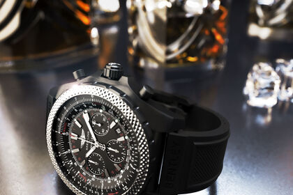 Montre Breitling Whisky