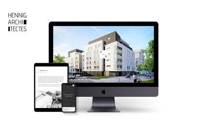 WebDesign_HennigArchitectes